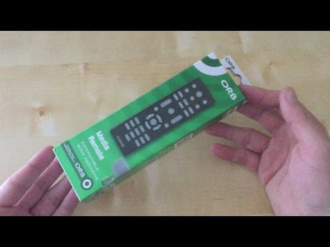 Generate Unboxing Xbox One Media Remote By Orb (UK) Plus Test Screenshots