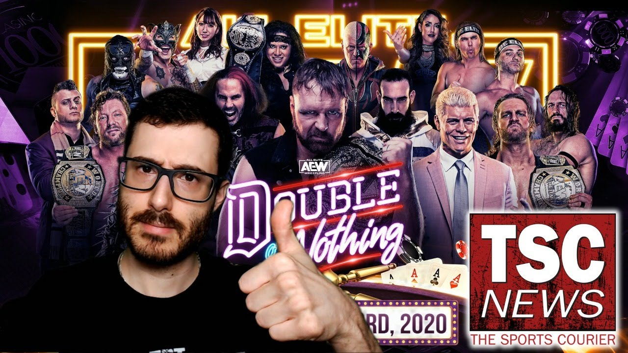 AEW Double Or Nothing Results: News, Notes As Cody Wins TNT ...