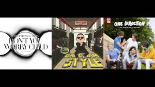 Swedish house mafia vs. psy one direction - young gangnam child
