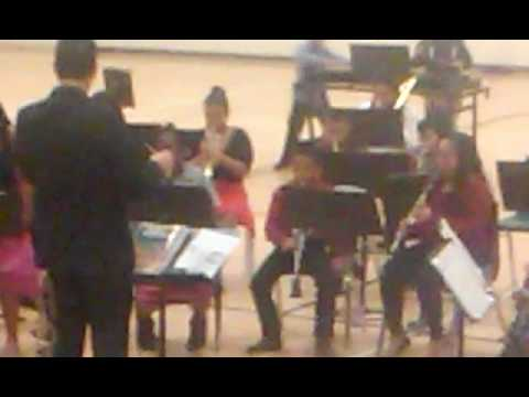 Irene Lopez school band