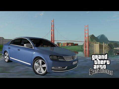 2011 VW Passat 2.0 TDI Bluemotion GTA SA