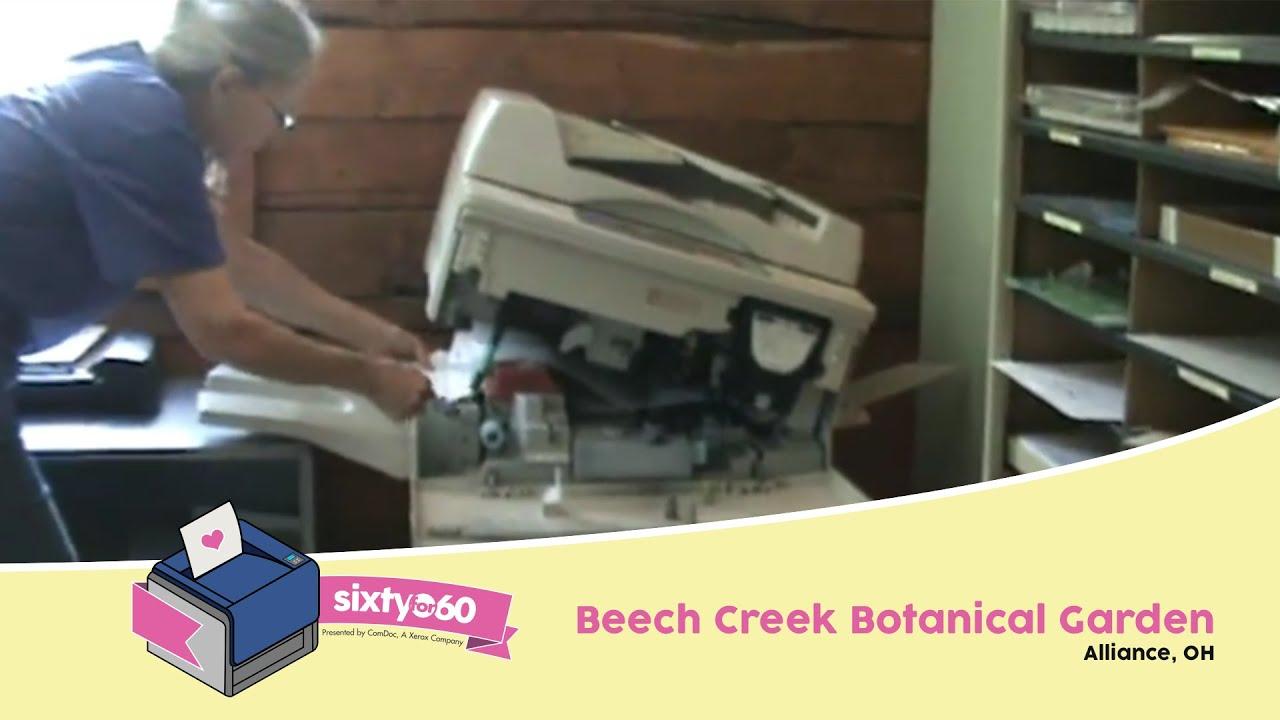 Sixty For 60 Official Entry Beech Creek Botanical Garden Youtube
