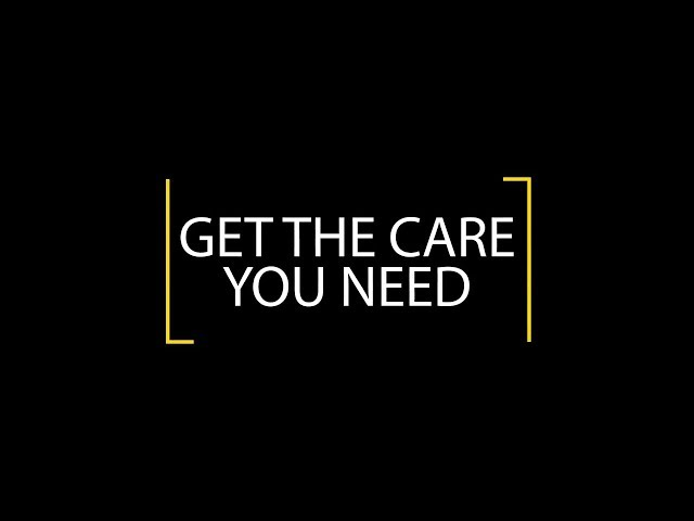 Get The Care You Need - Schweickert Ganassin Krzak Rundio, LLP