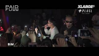 9.23.sat XLARGE® POP UP TOUR MOVIE in MORIOKA