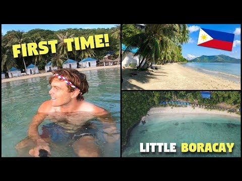 MY FIRST BORACAY EXPERIENCE IN THE PHILIPPINES... IN DAVAO!?