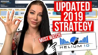 EASY Amazon Product Research Tutorial 2019 - Helium 10 Tool