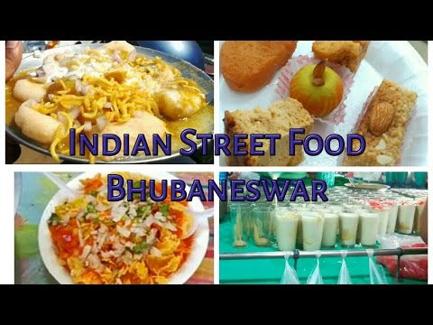 Indian Street Food - Bhubaneswar - Watch and Enjoy the Delicacies of the Temple City