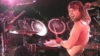 Metallica - Mountain View '89 | 720p60fps [ProShot] [Justice Box Set DVD]