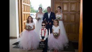 Podwójne wesele: Marta i Marcin & Hania i Daniel