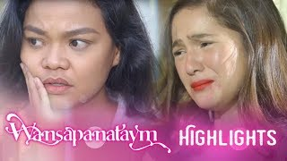 Wansapanataym: Pia and Upeng find themselves in a series of awkward situations