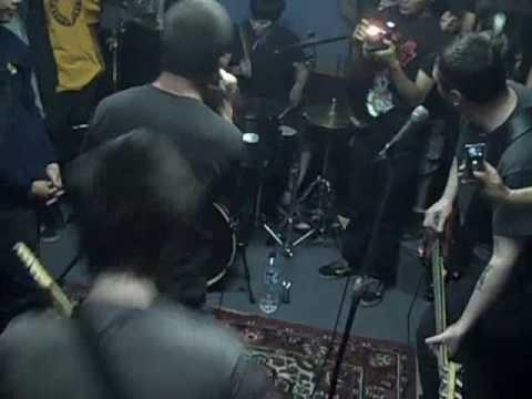 "97-shiki - ""Salamander With  Fur"" Asia Tour 2008 - Bandung Indonesia - Live"