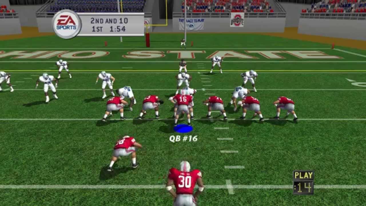 Dolphin Emulator 4 0 3469 Ncaa Football 2003 1080p Hd Nintendo