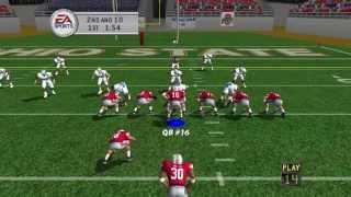 Dolphin Emulator 4.0-3469 | NCAA Football 2003 [1080p HD] | Nintendo GameCube