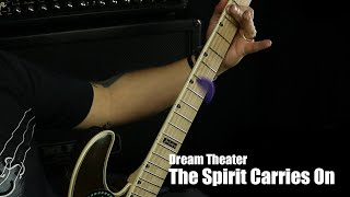 Dream Theater - The Spirit Carries On - Solo