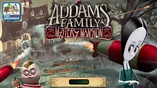 Addams Family: Mystery Mansion - Time to Get Creepy and Kooky (iOS Gameplay)