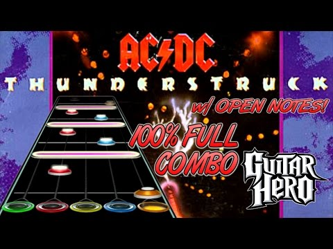 AC/DC - Thunderstruck 100% FC w/ Open Notes!