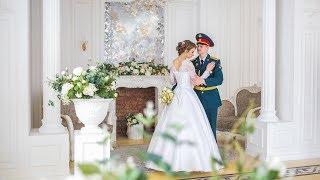 Самая красивая и нежное свадьба в Санкт-Петербурге Владимира и Алёны