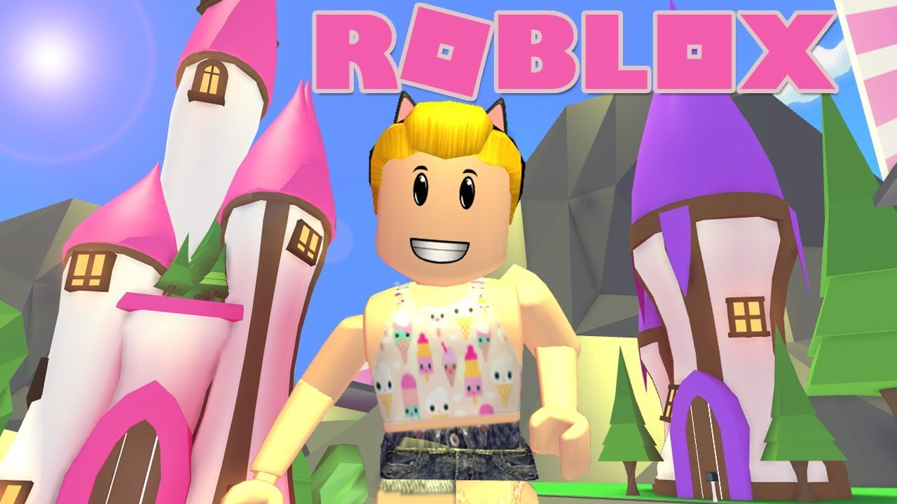 New Castles!! Roblox: 🏰[CASTLE]🏰 Adopt Me! - YouTube