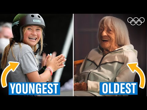 100-year-old Olympian will get you inspired for Tokyo 2020