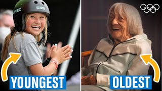 100-year-old Olympian will get you inspired for Tokyo 2020   #StrongerTogether