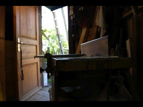 Scheppach Hobelmaschine einstellen
