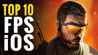 Top 10 iOS First-person Shooting Games | Best iPhone & iPad FPS