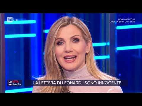 Lettera choc su Eligia Ardita, il marito scrive dal carcere - La vita in diretta 20/02/2020