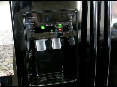 Samsung External Water Filter Hafex Funnydog Tv