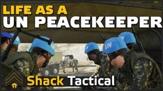 ShackTac - Life as a UN Peacekeeper