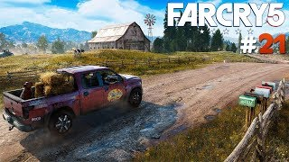 KAMPANIA DO SENATU | Far Cry 5 [#21]