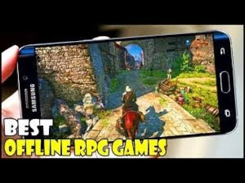 Top 7 RPG Games |High Definition Games|