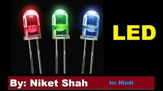 LED in hindi