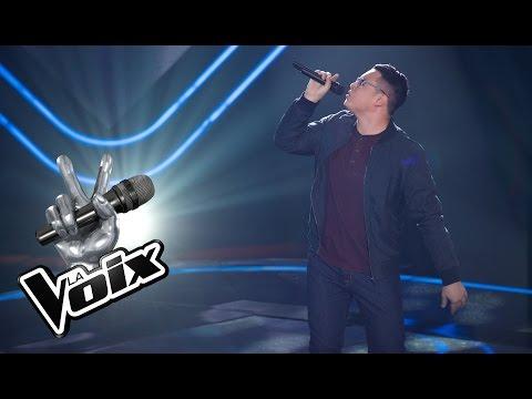 La Voix 5 | Joshua Moreno | Auditions à l'aveugle | Never Say Never