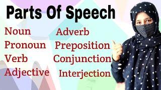 English Grammar I I Parts of Speech screenshot 5
