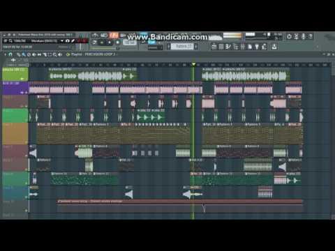 POKEMON MASA KINI 2016   SHEILLA MUTIARA cipt  IWAN STEEP remix by CipNo