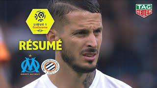 Olympique de Marseille - Montpellier Hérault SC ( 1-1 ) - Résumé - (OM - MHSC) / 2019-20