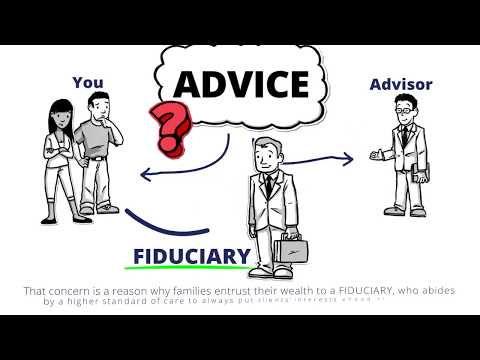 Why You Need a Fiduciary Financial Advisor