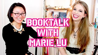 Video BOOKTALK WITH MARIE LU | THE YOUNG ELITES download MP3, 3GP, MP4, WEBM, AVI, FLV Agustus 2017