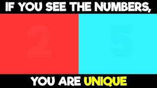 WHAT NUMBER DO YOU SEE? - 98% FAIL | Eye Test for kids