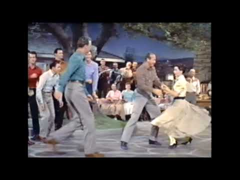 """Cyd Charisse """"The Gal With The Yallar Shoes"""" - 1956"""