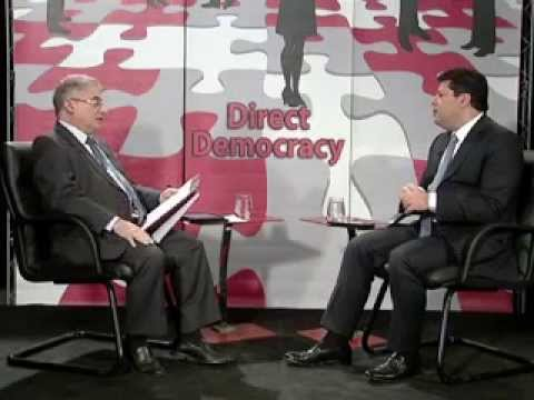 Hon Fabian Picardo QC MP - Direct Democracy 17/11/2014