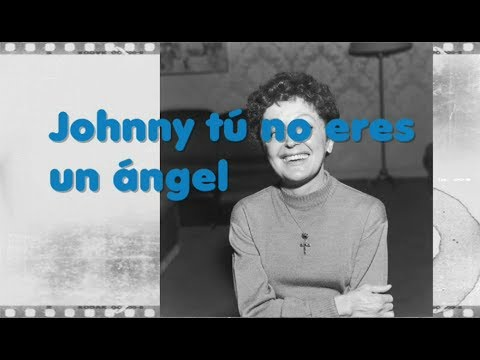 Édith Piaf - Johnny tu n'es pas un ange (Sub Español) mp3