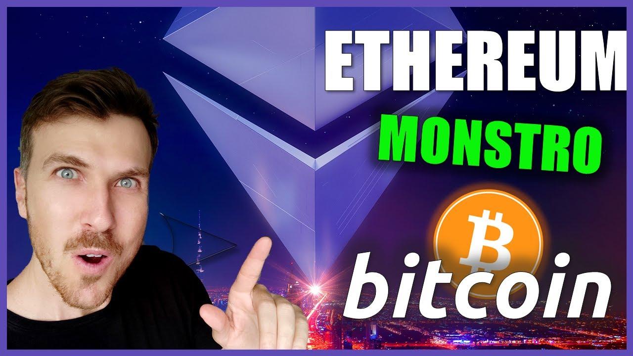 ETHEREUM MONSTRUOSO! ATÉ ONDE VAMOS? [Bitcoin me preocupando...]