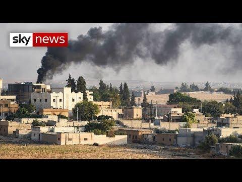 Islamic State fighters escape in Syria