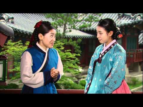 [2010년 사극 레전드] 동이 Dong Yi 보경당 주인이된 동이