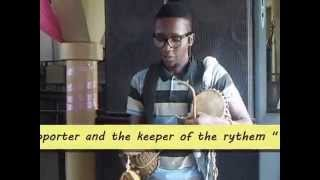 Talking Drum lesson for beginners. Lesson1