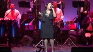 La India Performing ESE HOMBRE At Lehman Center 11