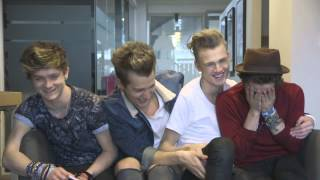 The Vamps - Bloopers 2014