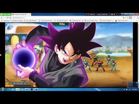 Webgame Dragon ball : review sự kiện năm mới ( part 2 )