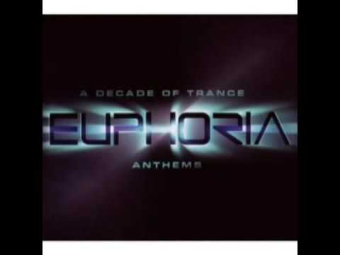 Euphoria Ten Years CD1